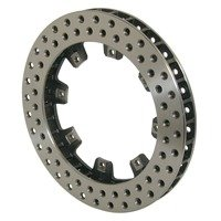 "PPM205-2676D Steel Rotor,Drilled (11.75 x 1.25"")-0"
