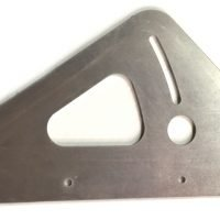 "PPM7012 12"" Adjustable Spoiler Bracket -0"