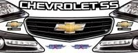 Chevrolet SS MD3 Graphics Kit-0