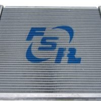 PPM2111104 Aluminum Racing Radiator (Ford with Oil Cooler w/ -12 fittings)-0