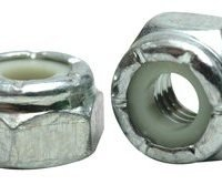 1/2-13 Nylon Insert Lock Nut-0
