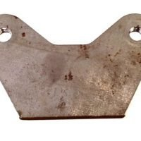 PPM-070BK Weld On Caliper Bracket-0