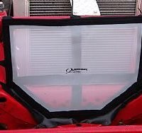 OTW11-2334-12 Outerwears Radiator Screen, Modified-0