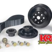 water pump pulley kit